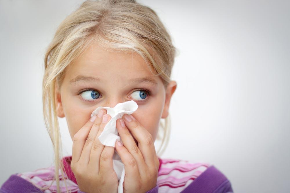 Когда подозревать аллергический ринит?