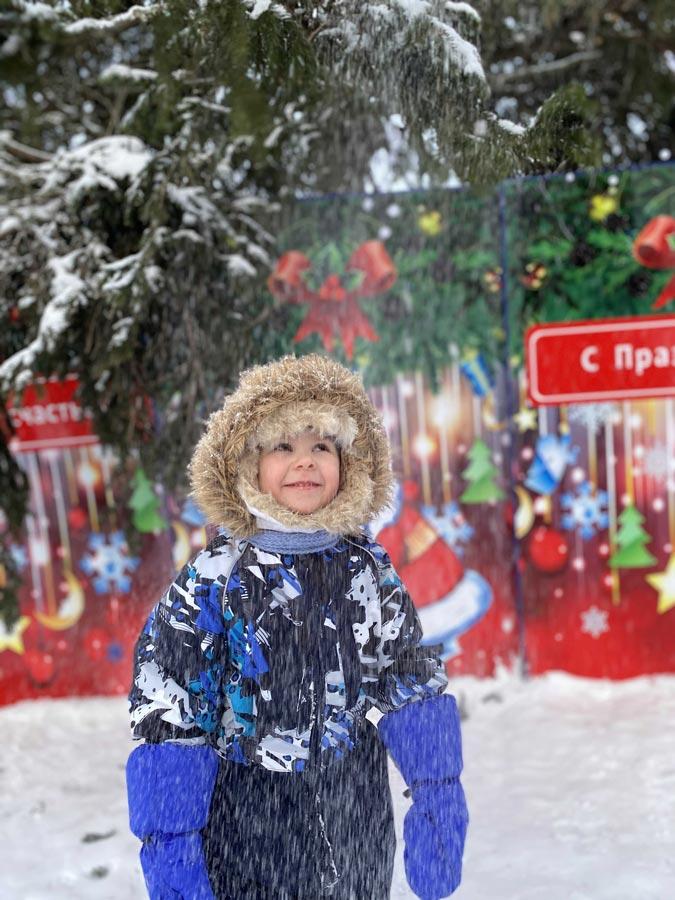 Волшебное время - зима