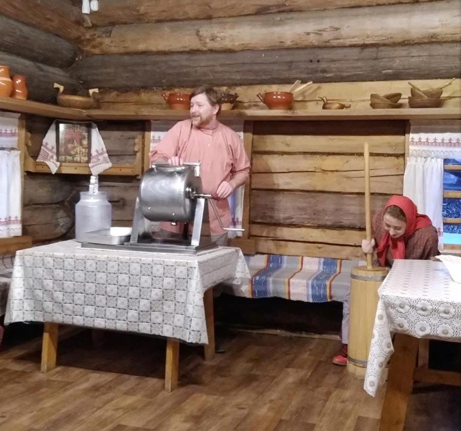 музей Семенково