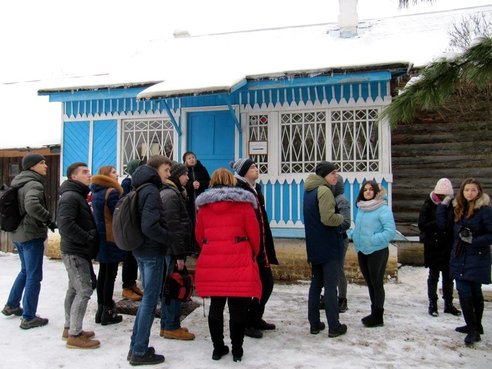 Дом матери Гагарина