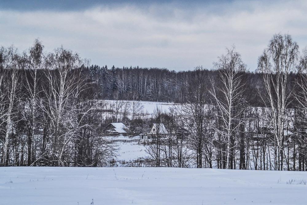 Деревня Бородино