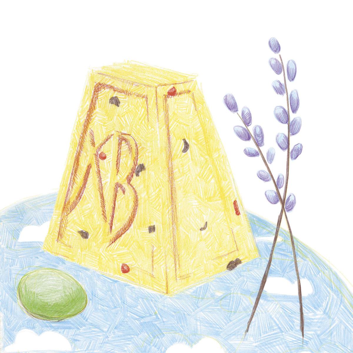 Как приготовить творожную пасху, рецепт