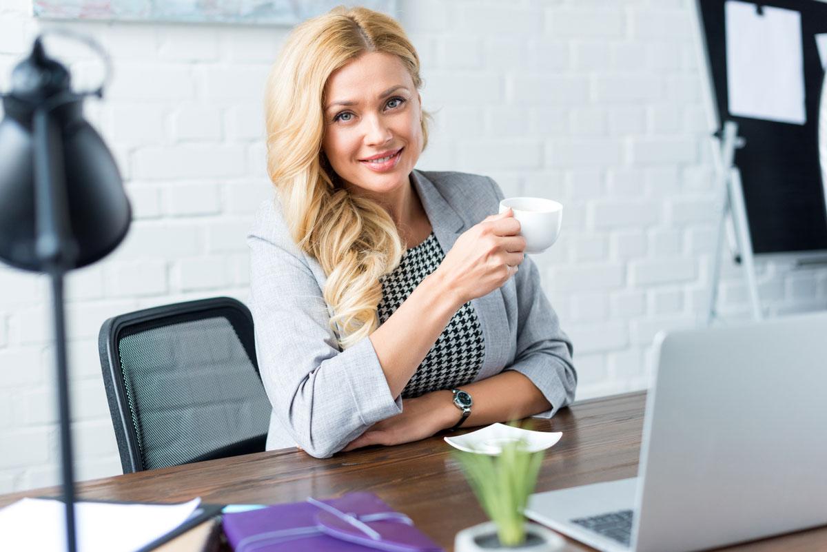Среди успешных людей женщин всего 17% - почему?