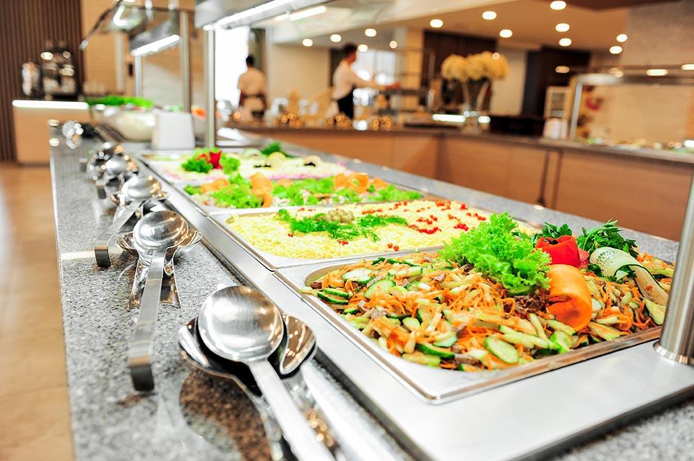 питание в отелях Краснодарского края