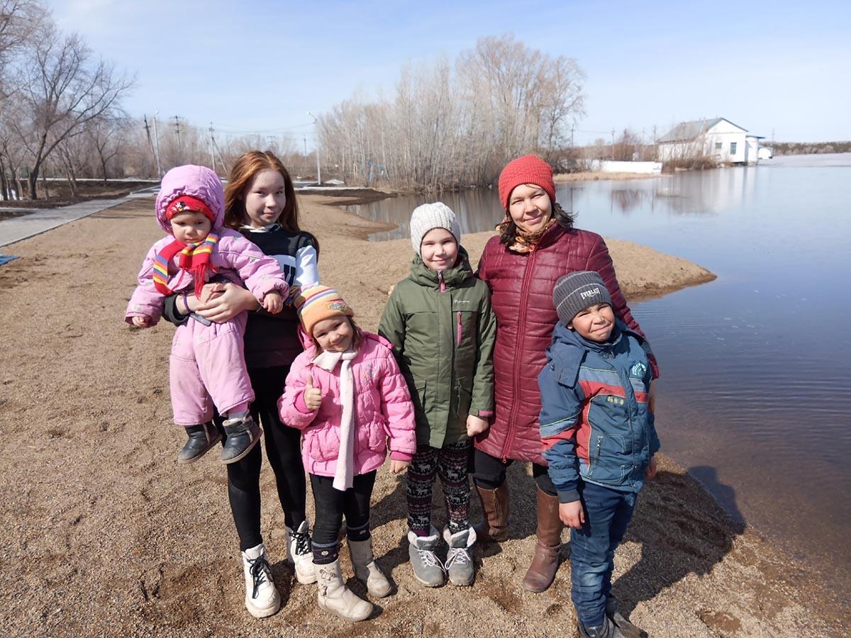 опыт мамы пяти детей