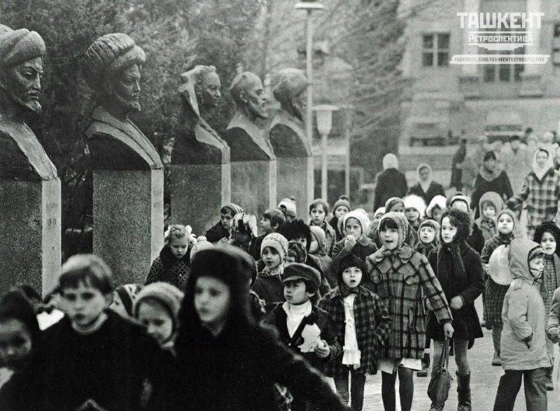 дети в Ташкенте