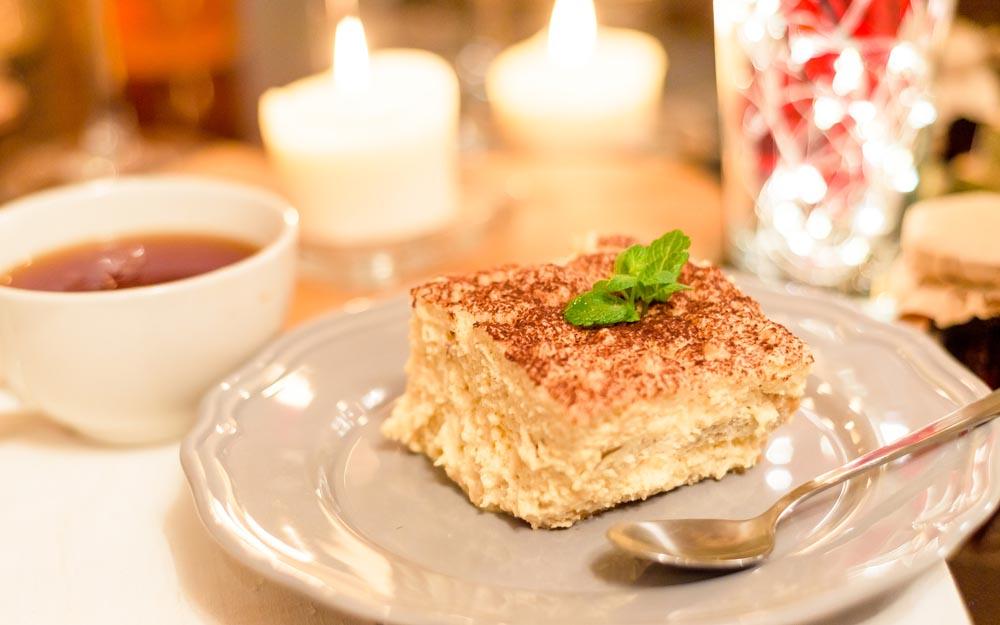 торт Малакофф