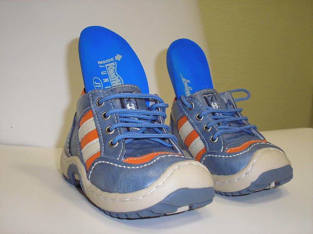 первые ботиночки для ребенка