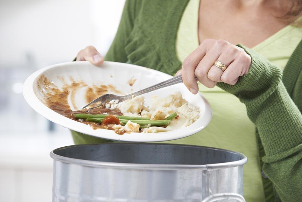 можно ли выбрасывать еду