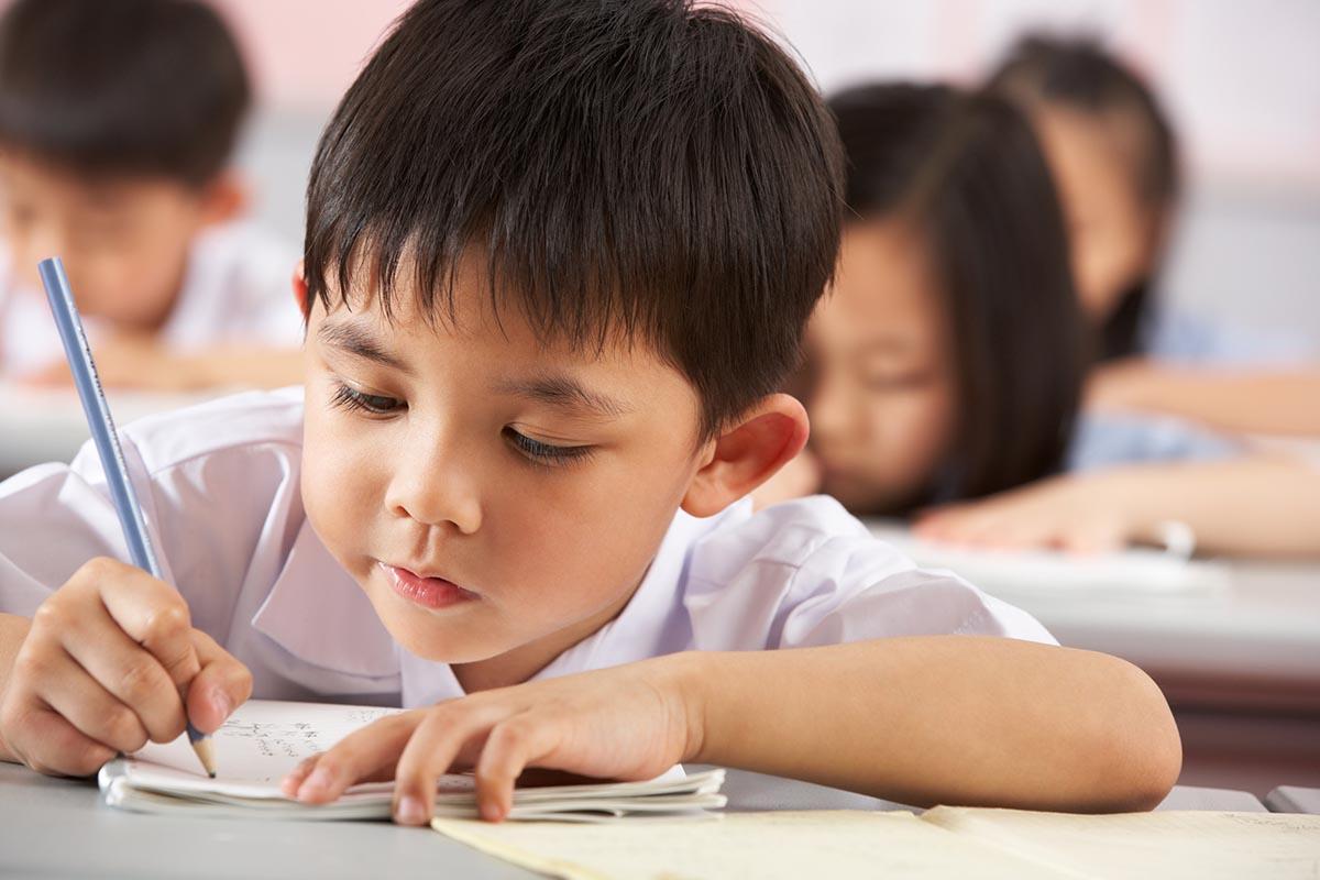 обучение математике в Китае