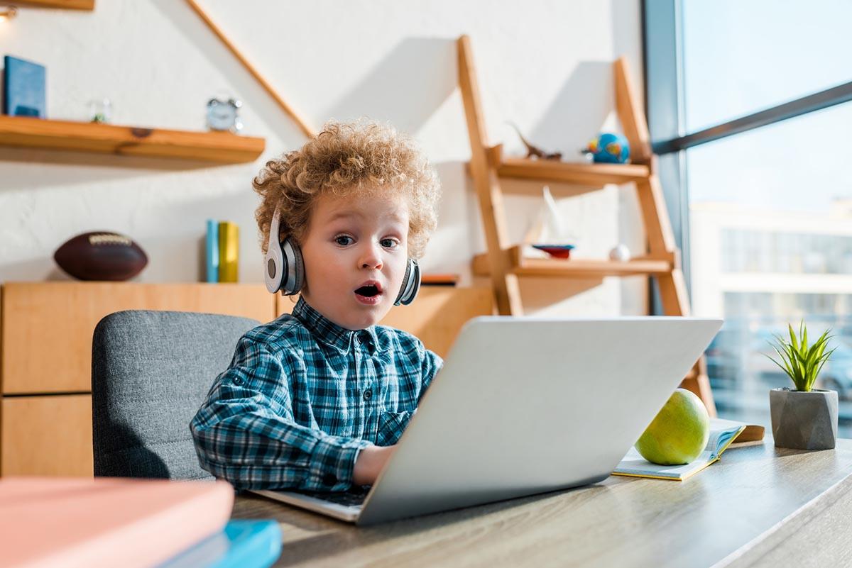 Онлайн английский для малышей