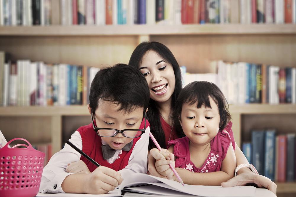китайский детский сад
