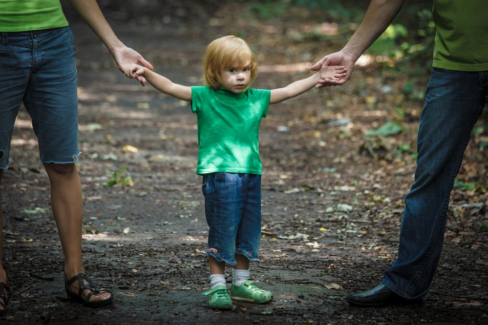 разговор с ребенком о разводе родителей