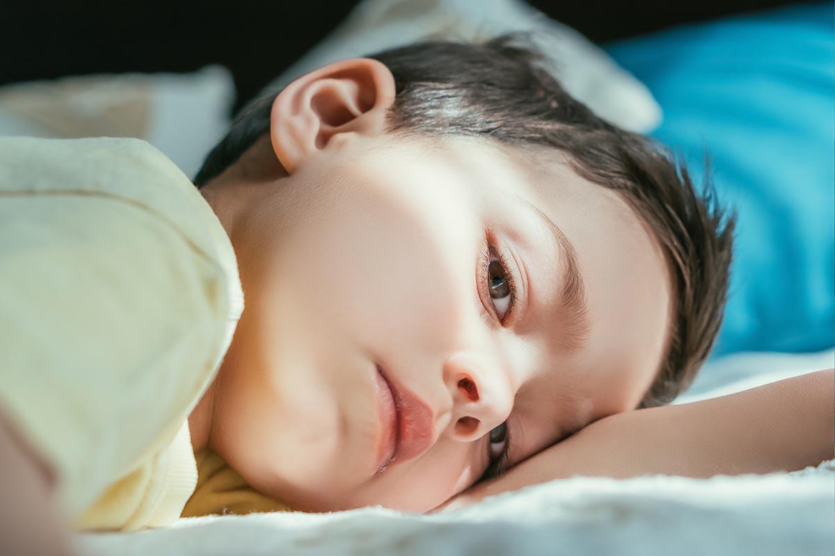 ребенок не засыпает один