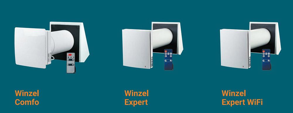 рекупер Winzel