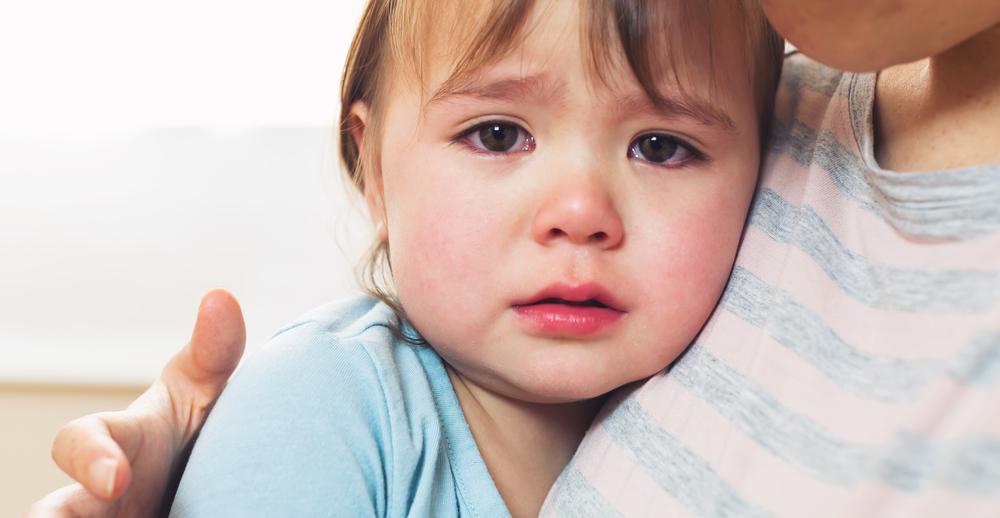 как реагировать на истерику ребенка