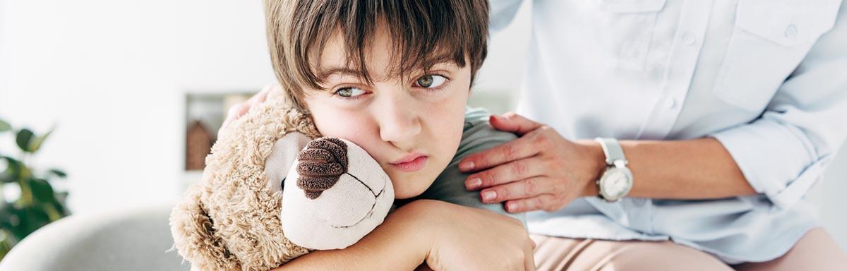 чувства ребенка при разводе родителей