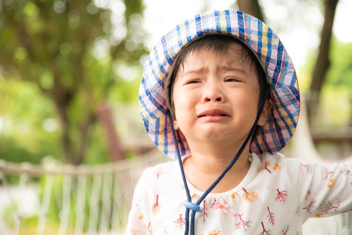 воспитатели кричат на детей в Китае