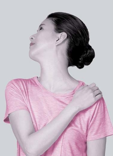 как сделать растяжку для шеи