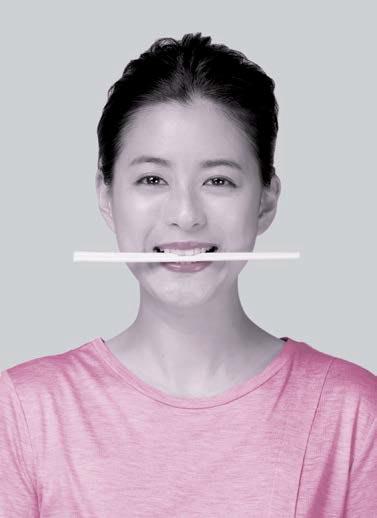 как приподнять уголки рта