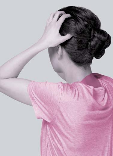 массаж кожи головы