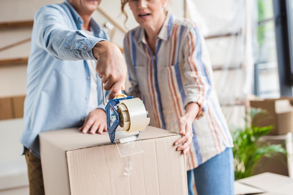 как выбросить ненужные вещи родственников