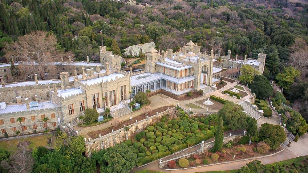 как работает Воронцовский дворец летом 2020