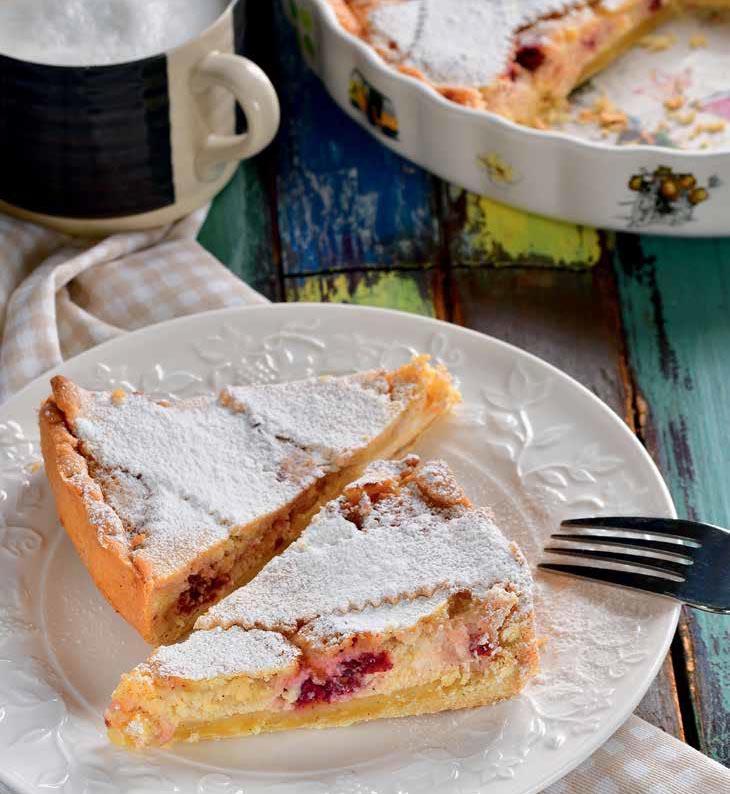 творожно-вишневая начинка для пирога