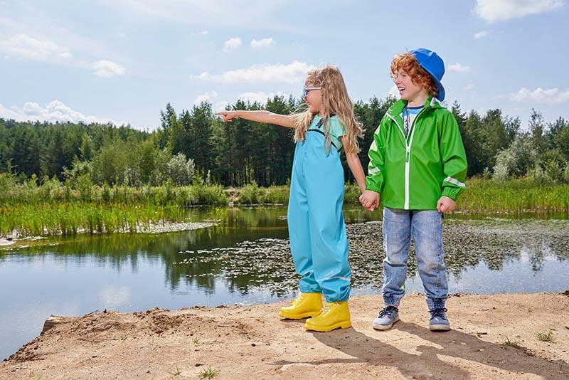 экологичная детская одежда