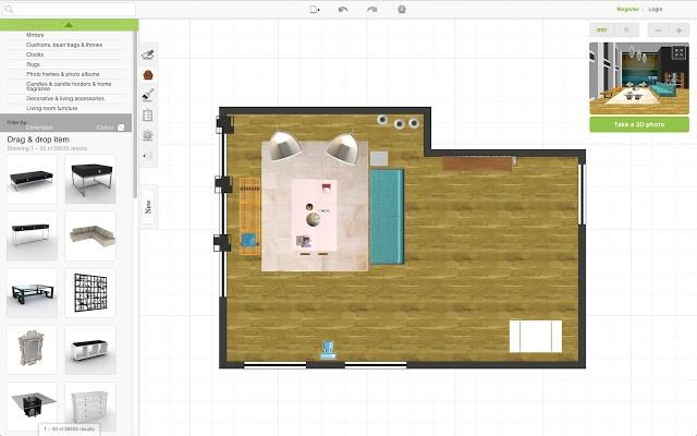 3D-планировщик квартиры