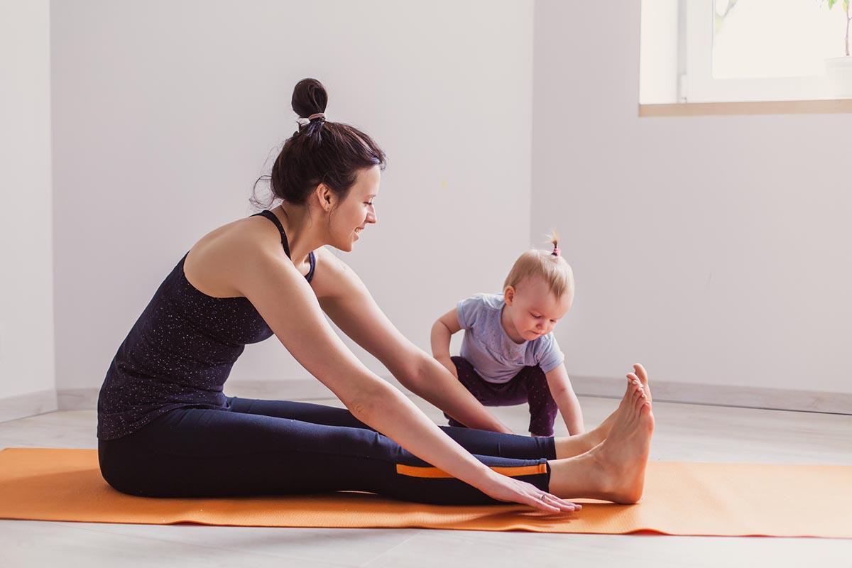 почему болит спина после родов