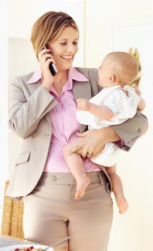 Льготы и гарантии одиноким матерям