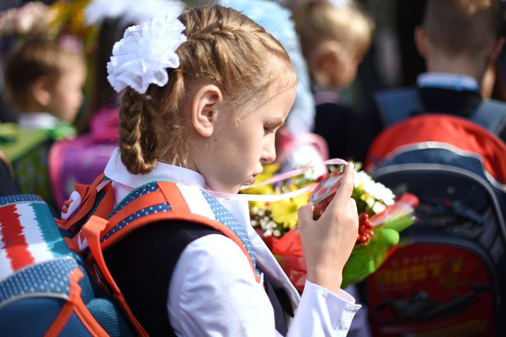 Чек-лист на готовность ребенка к школе