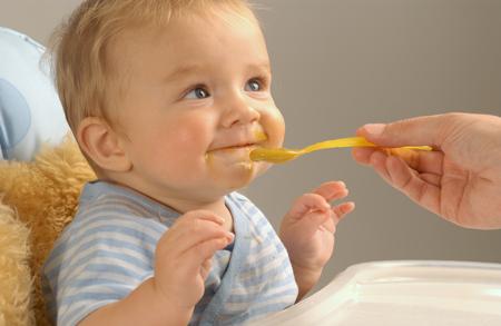 Питание ребенка в 12 месяцев меню