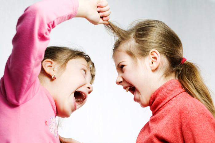 Ссоры и драки у детей