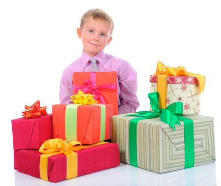 Посмотреть подарки для ребенка