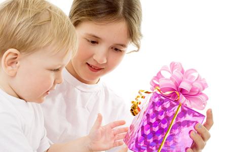 Подарок детям