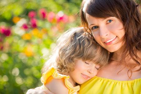 Одинокая мама и закон
