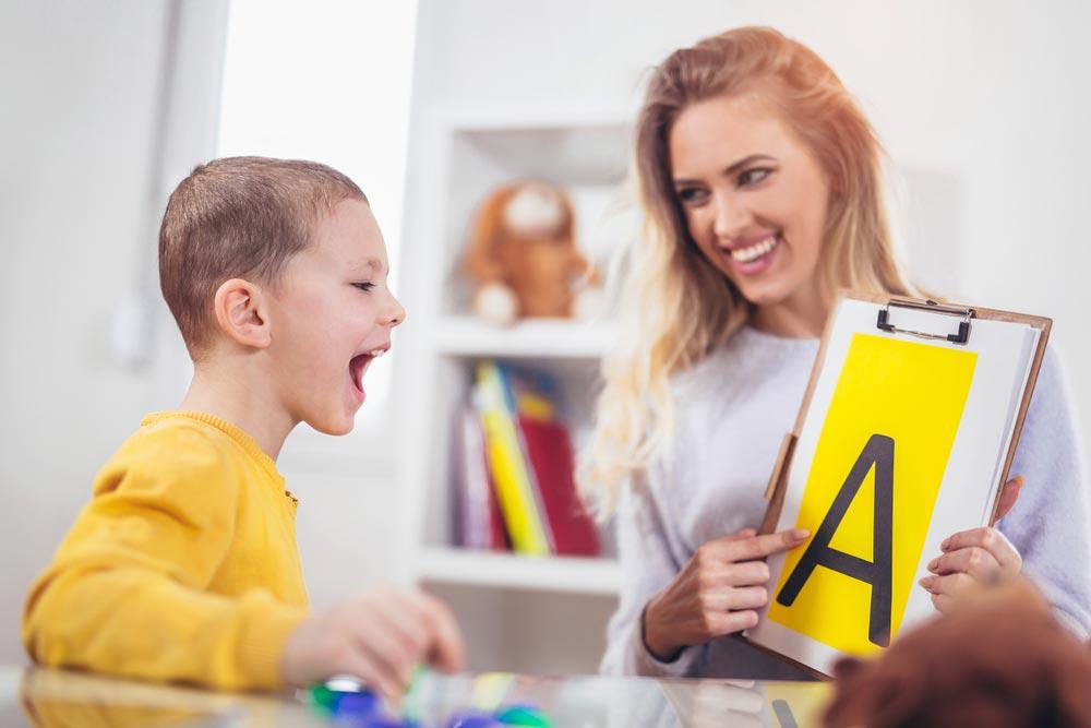 Подготовка к школе с рождения