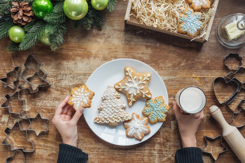 Рождественская выпечка своими руками