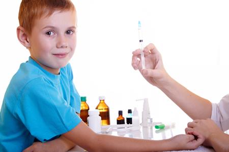 БЦЖ, или ''самая заметная'' прививка