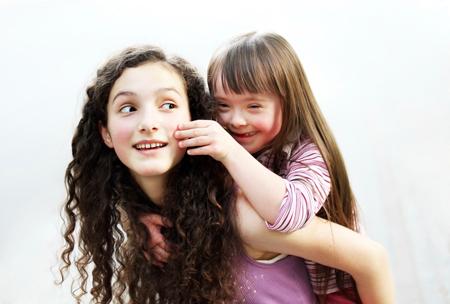Дети с синдромом Дауна. Возможности социальной адаптации