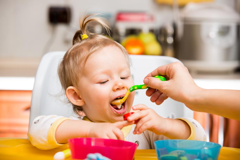 как готовить пищу для детей до 3 лет