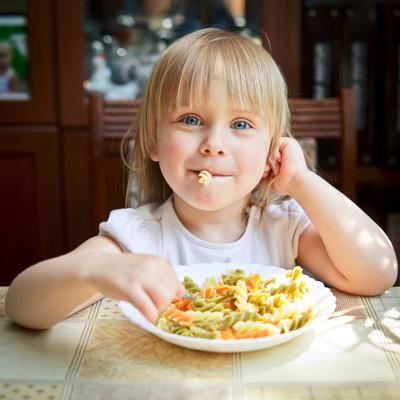 Питание детей 3-7 лет