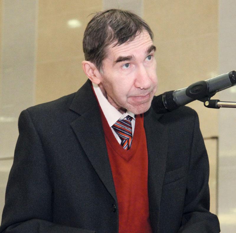 Профессор И. Конь