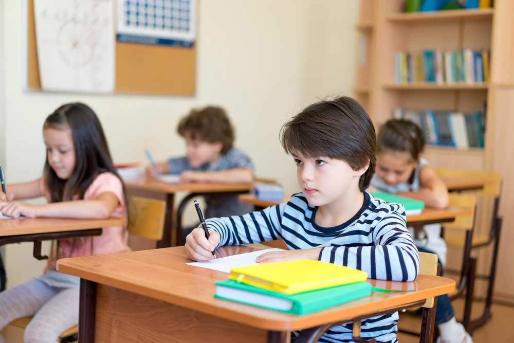 Подготовка к школе на каникулах