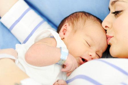 Обследование новорожденного