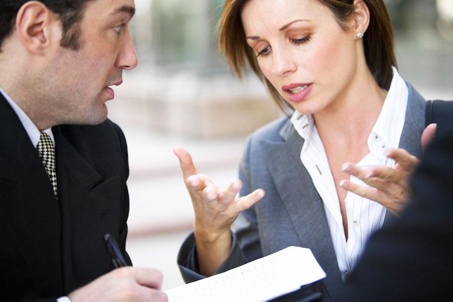 Конфликты в рабочем коллективе