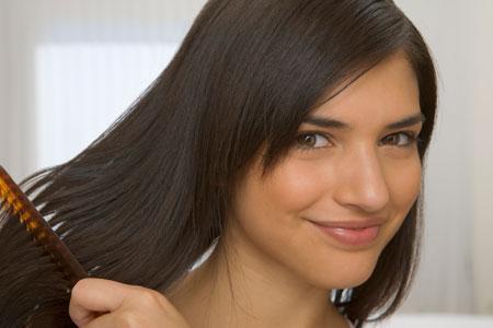 Уход за волосами после беременности и родов