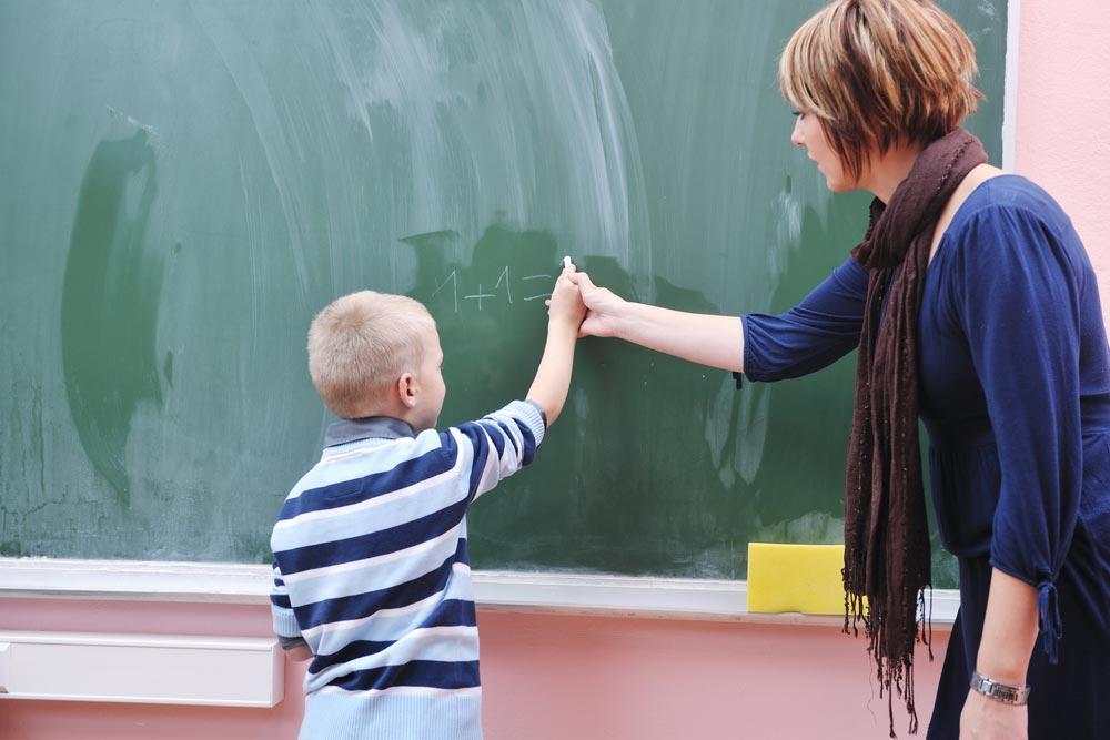 Коррекция нарушений письма и чтения у детей